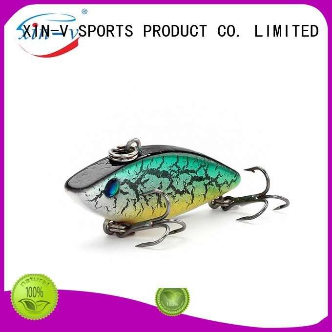 trout vibrator XINV Brand small fishing lures factory