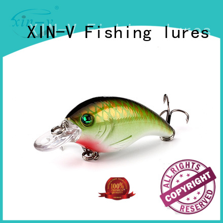 thunder Custom trout big bass lures XINV snoop