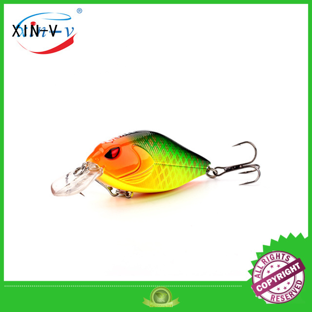 XINV Brand sinking trout custom small fishing lures