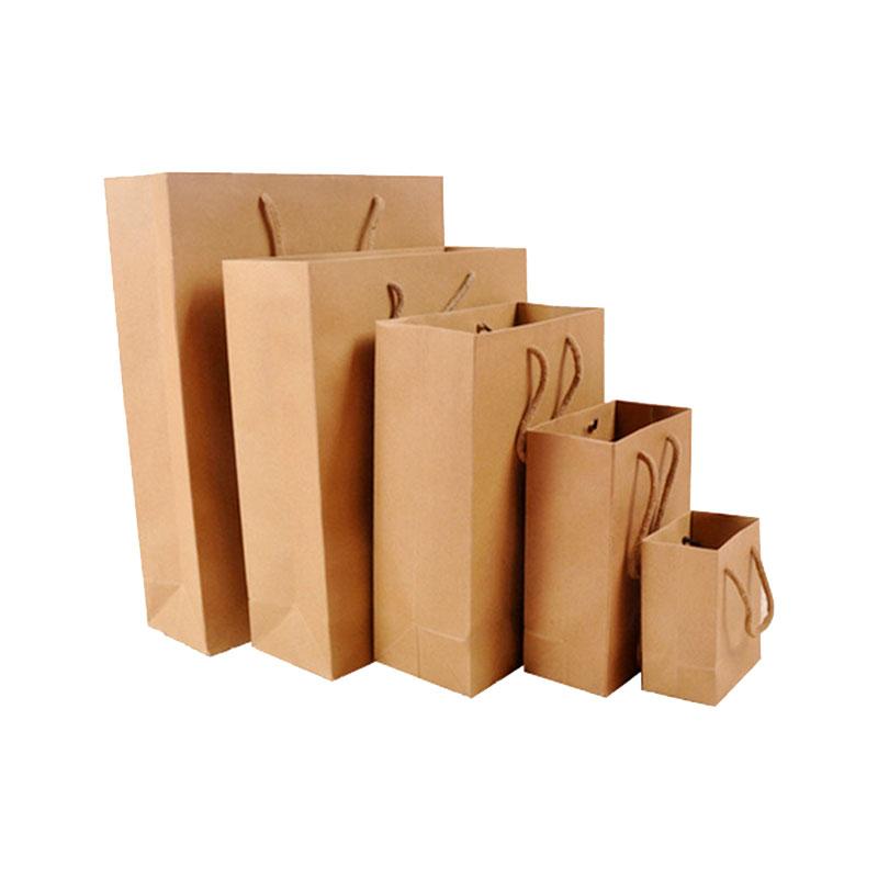 Guangjin -Professional Kraft Paper Bags With Handles Paper Bags Wholesale-1