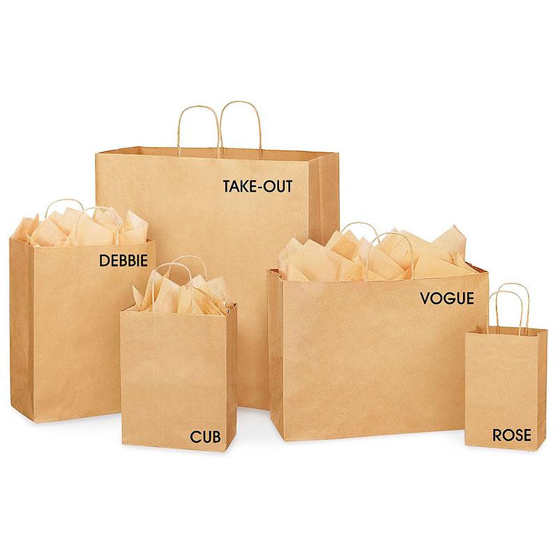 Guangjin -Professional Kraft Paper Bags With Handles Paper Bags Wholesale-3