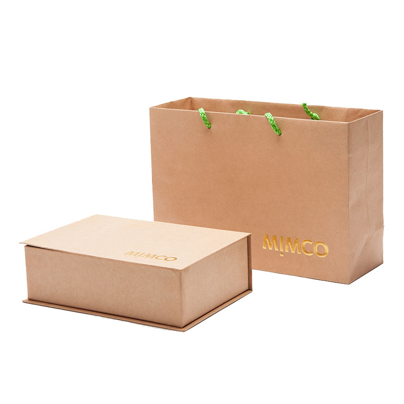 Guangjin -Professional Kraft Paper Bags With Handles Paper Bags Wholesale