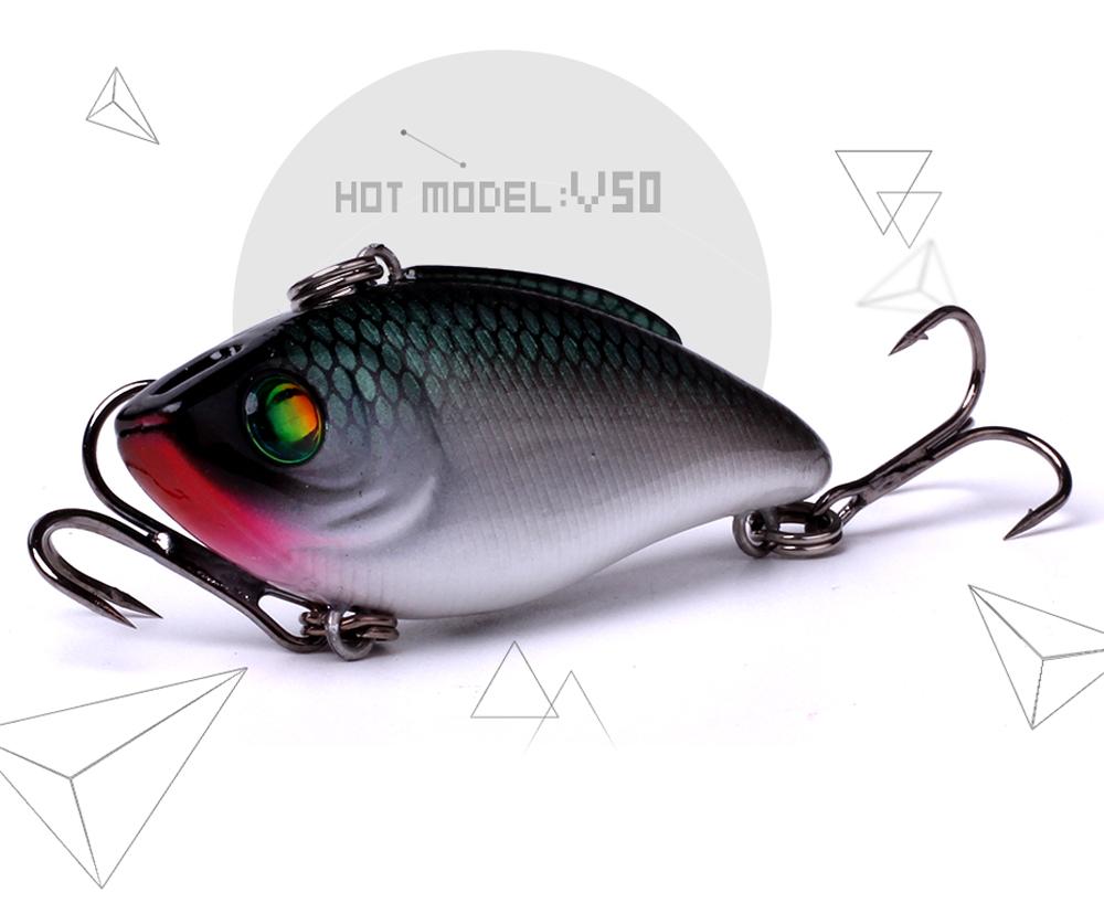 XIN-V -High-quality Xin-v Hard Crankbait V50 50mm 87g Fishing Lure-9