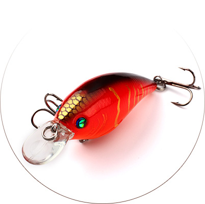 XIN-V -Xin-v Crankbait Vc01 60mm 10g Thrill Thunder Floating Fishing-9