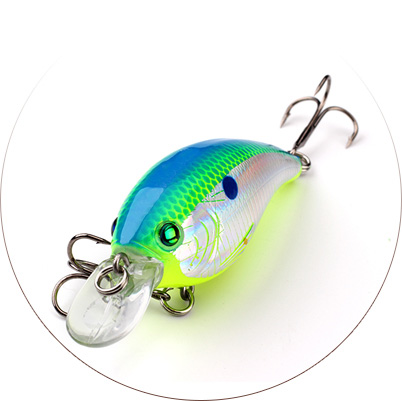 XIN-V -Xin-v Crankbait Vc01 60mm 10g Thrill Thunder Floating Fishing-11