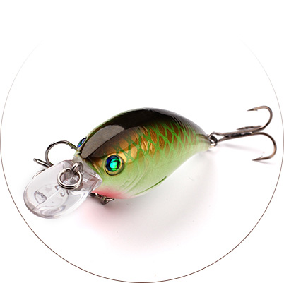 XIN-V -Xin-v Crankbait Vc01 60mm 10g Thrill Thunder Floating Fishing-13
