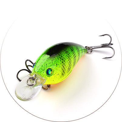 XIN-V -Xin-v Crankbait Vc01 60mm 10g Thrill Thunder Floating Fishing-14