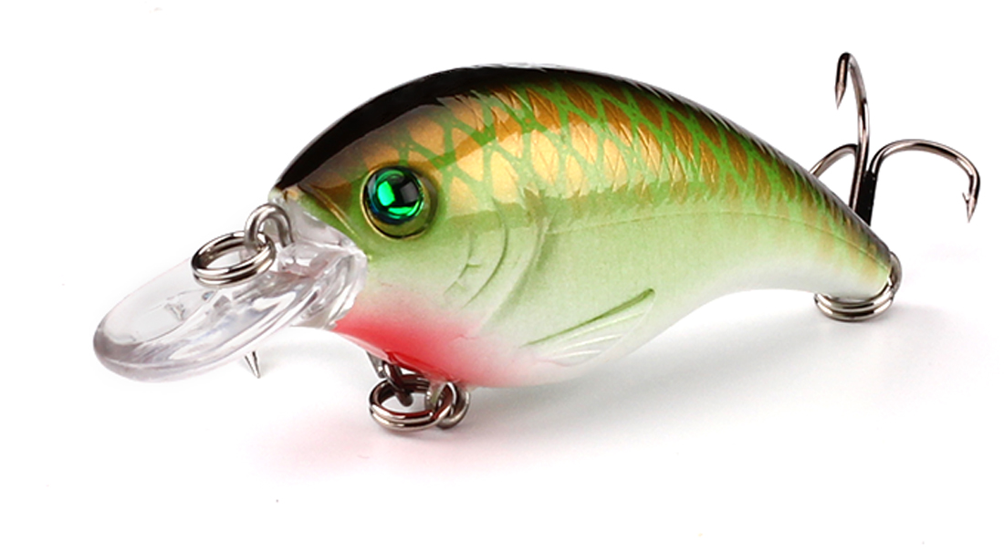 XIN-V -Xin-v Crankbait Vc01 60mm 10g Thrill Thunder Floating Fishing-3