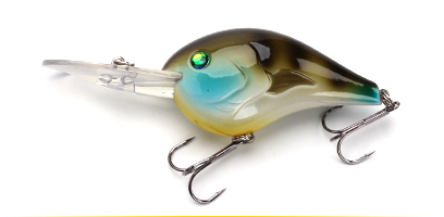 XIN-V -Xin-v Crankbait Devil Deep Chub Rattle Crankbait Floating Fishing Lure-13