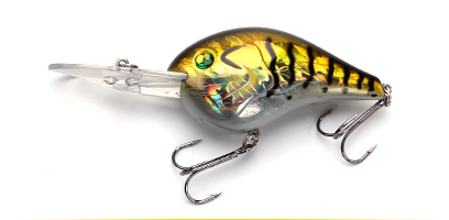 XIN-V -Xin-v Crankbait Devil Deep Chub Rattle Crankbait Floating Fishing Lure-14