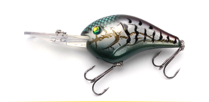 XIN-V -Xin-v Crankbait Devil Deep Chub Rattle Crankbait Floating Fishing Lure-15