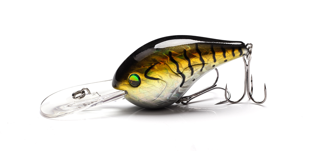 XIN-V -Xin-v Crankbait Devil Deep Chub Rattle Crankbait Floating Fishing Lure-3