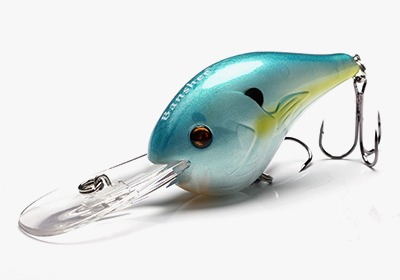 XIN-V -Xin-v Crankbait Devil Deep Chub Rattle Crankbait Floating Fishing Lure-10