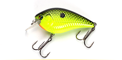 XIN-V -Xin-v Crankbait Vc03 60mm 12g Blitz Crank Floating Fishing Lure Rattle-9