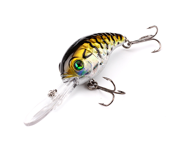 XIN-V -High-quality Xin-v Crankbait Floating Bass Fishing Lure-9