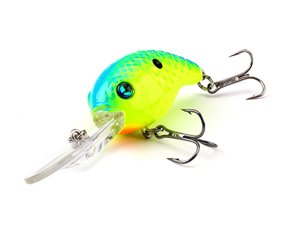 XIN-V -High-quality Xin-v Crankbait Floating Bass Fishing Lure-10