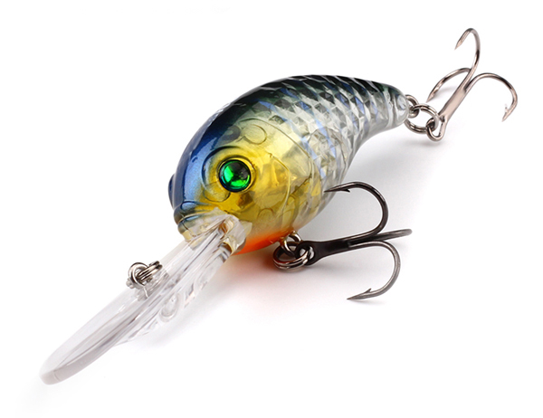 XIN-V -High-quality Xin-v Crankbait Floating Bass Fishing Lure-14
