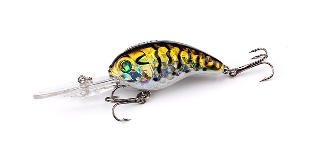 XIN-V -High-quality Xin-v Crankbait Floating Bass Fishing Lure-3