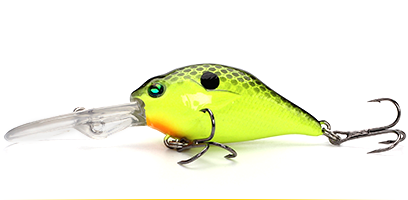 XIN-V -Professional Xin-v Crankbait Vc07 50mm 10g Profound Pulse Floating Bass-7