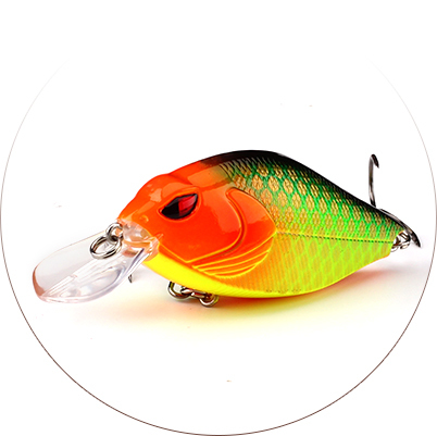 XINV Brand medium trout ghost small fishing lures