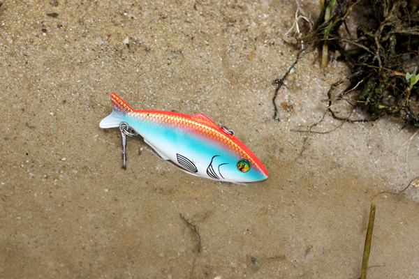 Hot pike small fishing lures sinking XINV Brand