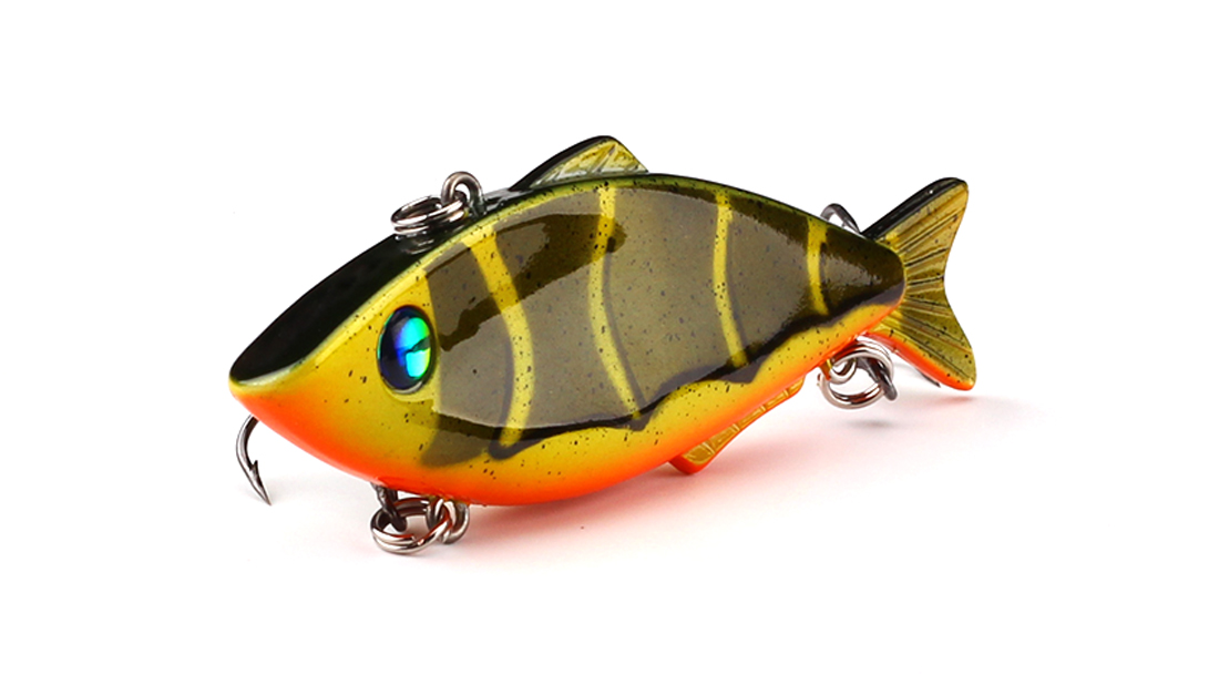 XIN-V -Trout Fishing Lures Manufacture | Xin-v Crankbait Vv03 Waver Ghost Vib-3