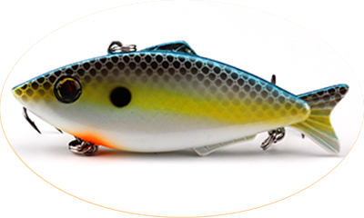 XIN-V -Trout Fishing Lures Manufacture | Xin-v Crankbait Vv03 Waver Ghost Vib-9