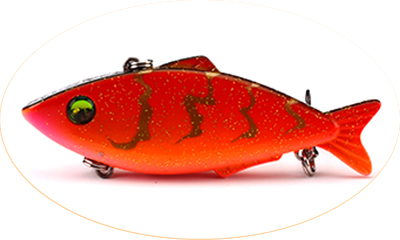 XIN-V -Trout Fishing Lures Manufacture | Xin-v Crankbait Vv03 Waver Ghost Vib-12