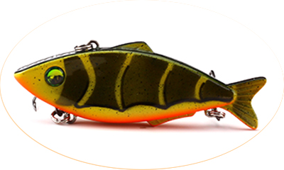 XIN-V -Trout Fishing Lures Manufacture | Xin-v Crankbait Vv03 Waver Ghost Vib-14