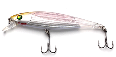 XIN-V -Best Pike Lures | Xin-v Jerk Bait Mnnw40 100mm 16g Chilly Stick Jr Rattle-11