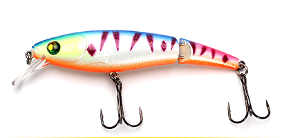 XIN-V -High-quality Xin-v Jerkbait Vj01 95mm 14g Floating Fishing Lure Rattle-9