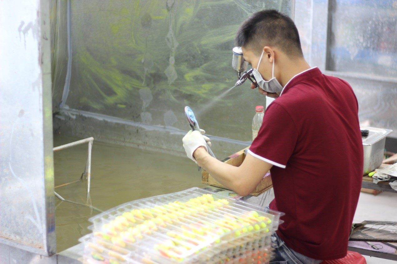 XIN-V -Best Xin-v Soft Lure Frog Free Sample 60mm 15g Artificial 3d Eyes Frog-17