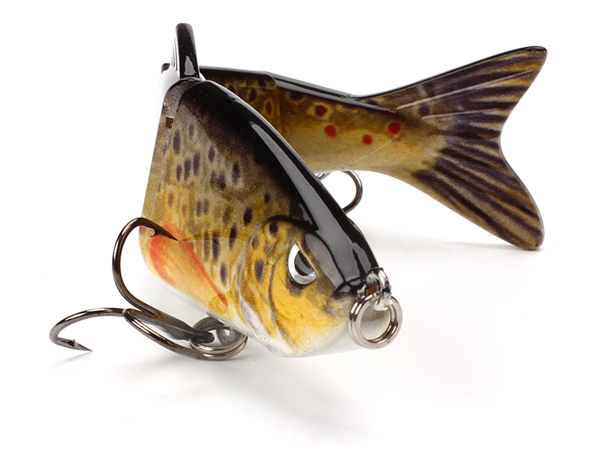 XIN-V -Professional Xin-v Swimbait Vmj04-4 100mm 11g Nexus Prophecy-9
