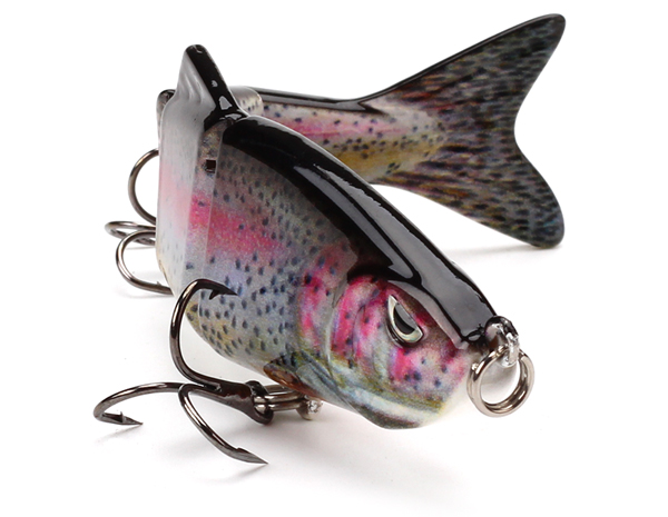 XIN-V -Professional Xin-v Swimbait Vmj04-4 100mm 11g Nexus Prophecy-14