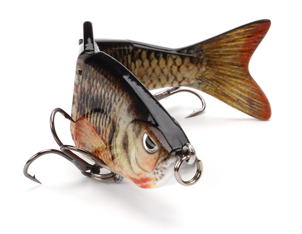 XIN-V -Professional Xin-v Swimbait Vmj04-4 100mm 11g Nexus Prophecy-15