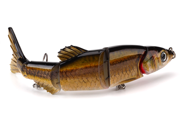 XIN-V -Best Xin-v Swimbait Vmjm05-65 168mm 38g Hard Artificial Bait-14