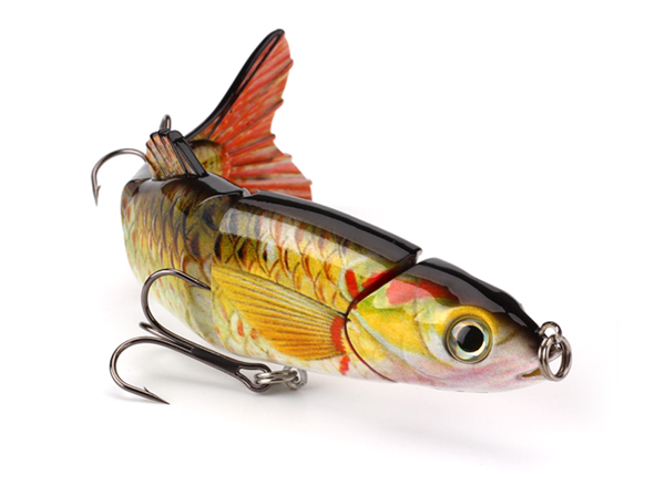 XIN-V -Xin-v Swimbait Vmjm05-65 168mm 38g Hard Artificial Bait Pike Walleye Bass-7