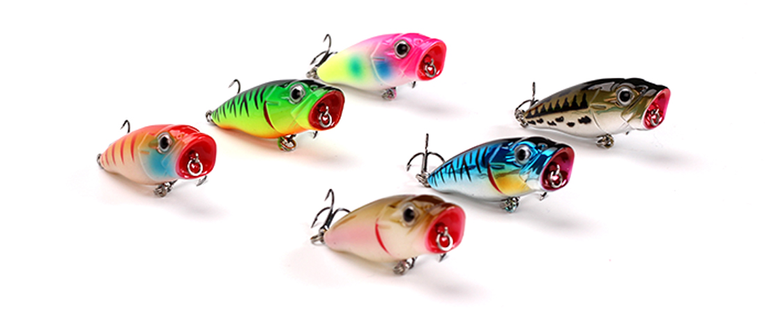 XIN-V -Find Popper Bait Bass Jigs From Xin-v Fishing Lures-9