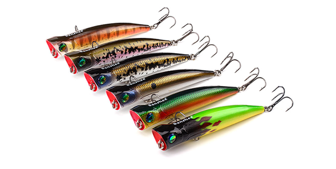 popper bait blue cp Bulk Buy trout XINV