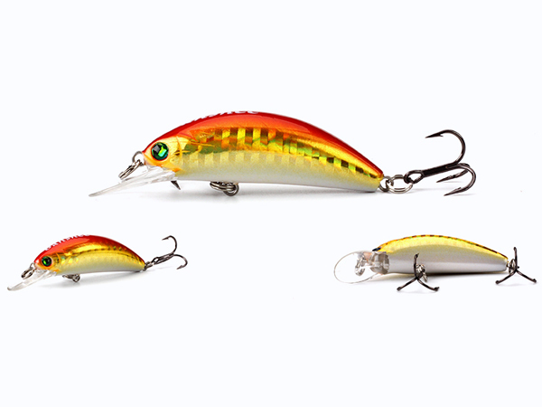 XINV Brand pulse big small fishing lures devil