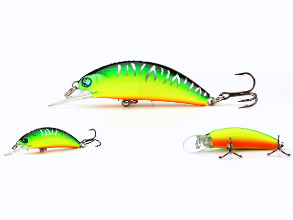 small fishing lures go trout vibe XINV Brand bass lures
