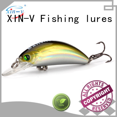 XINV Brand diving vibrator small fishing lures lures