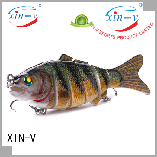 jointed swimbait companies wholesale for outdoor XINV