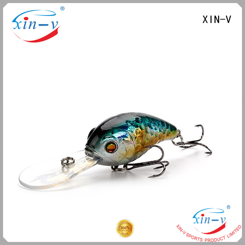 virbrtor small fishing lures lures lipless XINV Brand