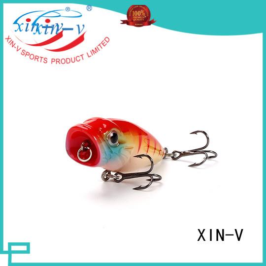 artificial wobbler rattle popper bait XINV manufacture