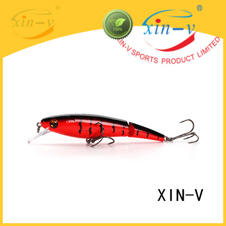 sound walleye sections XINV Brand jerkbait lures manufacture