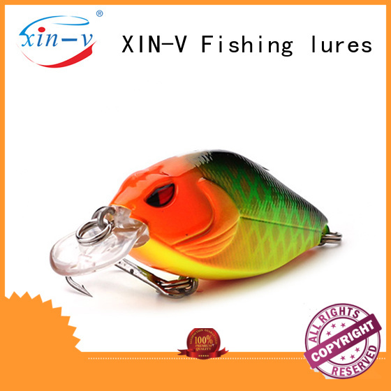 small fishing lures go peche lures XINV Brand company