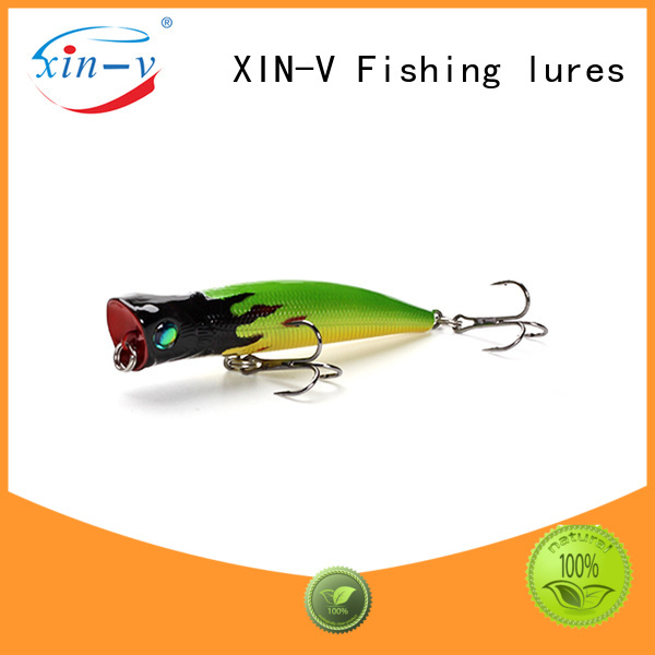 freshwater small popper lures bubble XINV Brand