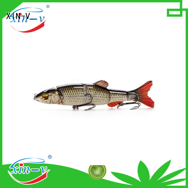 XINV Brand pike floating swim bait manufacture