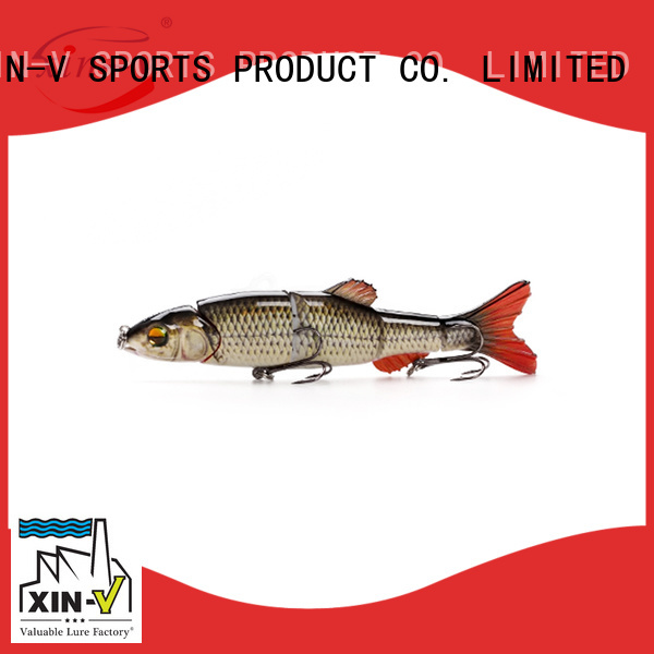XINV durable best bass lures manufacturers for outdoor